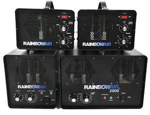 Rainbowair Ozone Generators